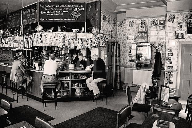 An Old London Pub 5. 6 Bells Brentford.