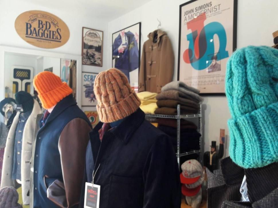 JS hats